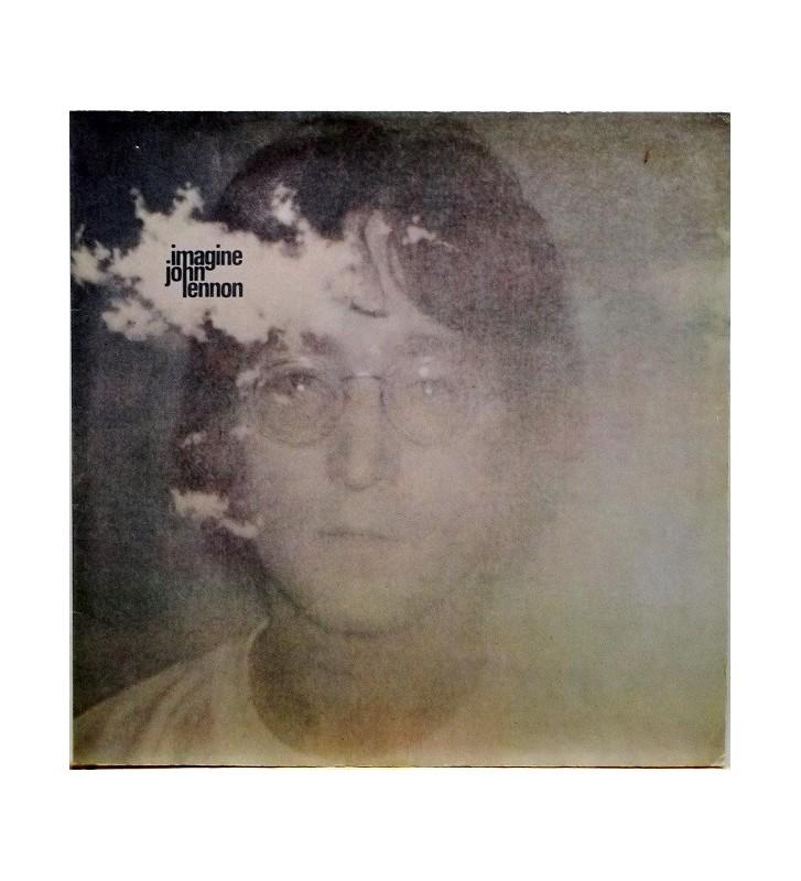 John Lennon - Imagine (LP, Album, RE) mesvinyles.fr