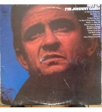 Johnny Cash - Hello, I'm Johnny Cash (LP, Album) mesvinyles.fr