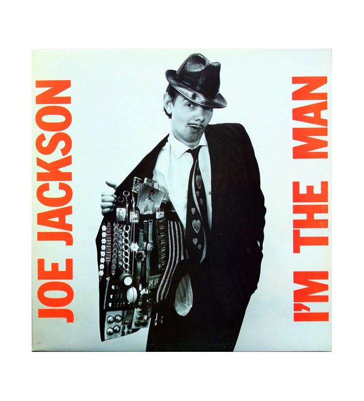 Joe Jackson - I'm The Man (LP, Album, RE) mesvinyles.fr