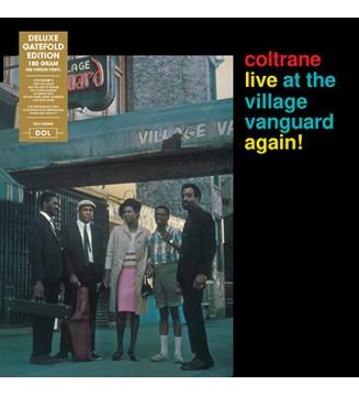 John Coltrane - Live At The Village Vanguard Again! (LP, Album, RE, 180) mesvinyles.fr