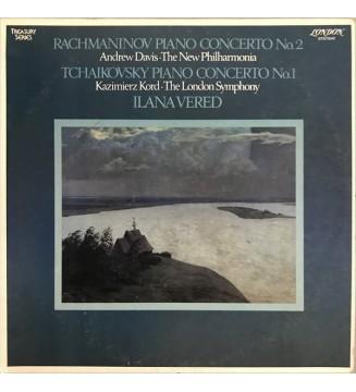 London Symphony Orchestra*, Kazimierz Kord, New Philharmonia Orchestra, Andrew Davis, Ilana Vered - Tchaikovsky : Piano Concert