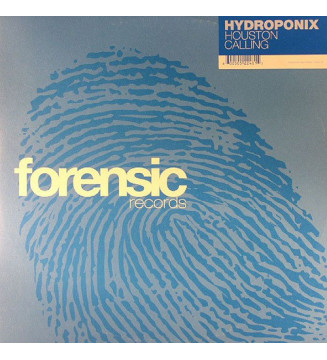 "Hydroponix - Houston Calling (12"") mesvinyles.fr"