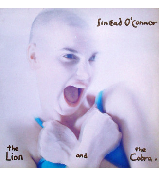 Sinéad O'Connor - The Lion And The Cobra (LP, Album) mesvinyles.fr