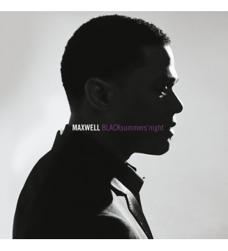Maxwell - BLACKsummers'night (LP, Album, Ltd, RM, Met) mesvinyles.fr