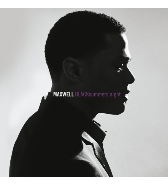 Maxwell - BLACKsummers'night (LP, Album, Ltd, RM, Met)