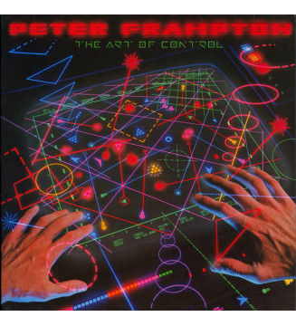 Peter Frampton - The Art Of Control (LP, Album) mesvinyles.fr