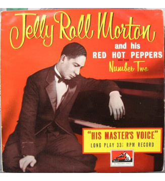 Jelly Roll Morton's Red Hot Peppers - Number Two mesvinyles.fr