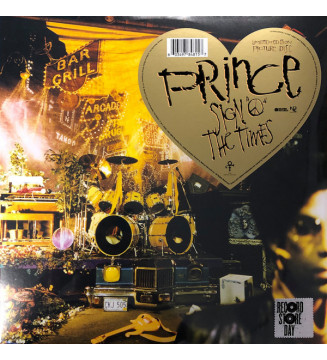 "Prince - Sign ""O"" The Times (2xLP, Album, Ltd, Pic, RE, RM, 140) mesvinyles.fr"