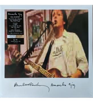 Paul McCartney - Amoeba Gig (LP, Cle + LP, Amb + Album, Ltd) mesvinyles.fr