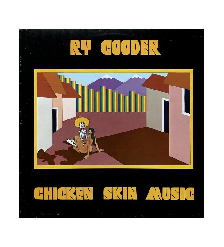 Ry Cooder - Chicken Skin Music (LP, Album) mesvinyles.fr