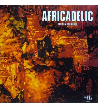 Manu Dibango - Africadelic (LP) mesvinyles.fr