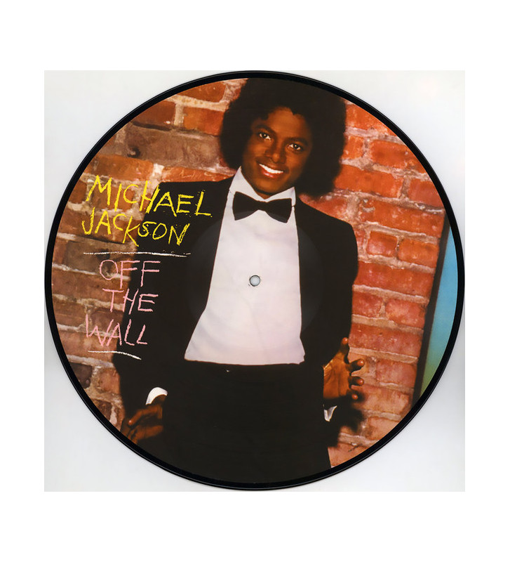 Michael Jackson - Off The Wall (LP, Album, Ltd, Pic, RE) mesvinyles.fr