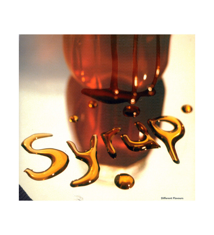 Syrup - Different Flavours (2xLP) mesvinyles.fr