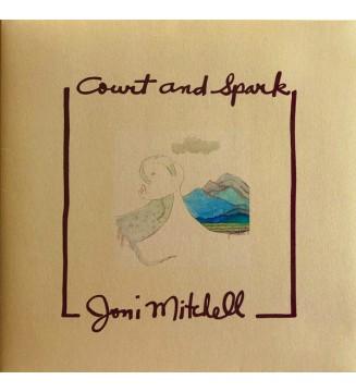 Joni Mitchell - Court And...