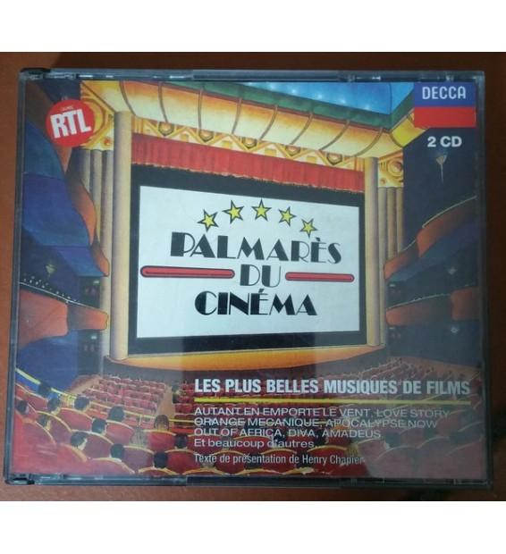 Various - Palmarès Du Cinėma (2xCD, Comp) mesvinyles.fr