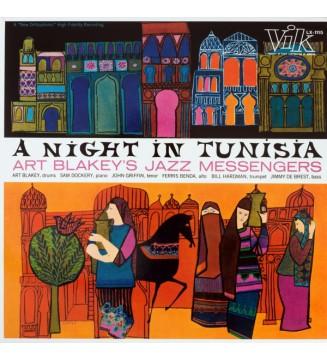 Art Blakey's Jazz Messengers* - A Night In Tunisia (LP, Album, Mono, RE, RM, 180) mesvinyles.fr