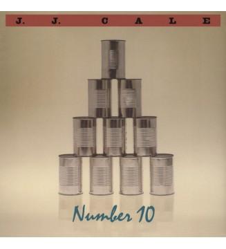 J.J. Cale - Number 10 (LP, Album, RE) mesvinyles.fr