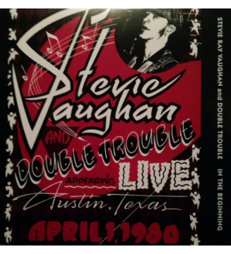 Stevie Ray Vaughan And Double Trouble* - In The Beginning (LP, Album, RE, 180) mesvinyles.fr