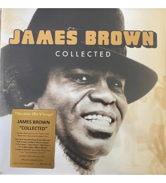 James Brown - Collected (2xLP, Comp, Gat) mesvinyles.fr