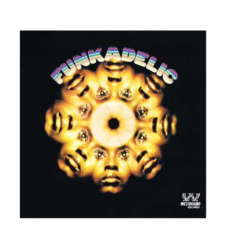 Funkadelic - Funkadelic (LP, Album, RE) mesvinyles.fr