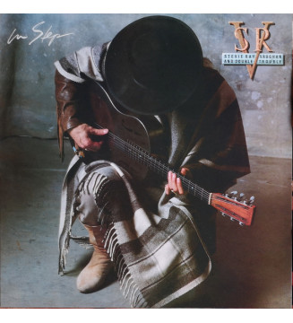 Stevie Ray Vaughan And Double Trouble* - In Step (LP, Album, RE, 180) mesvinyles.fr