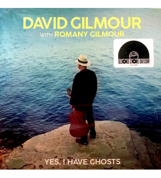 """David Gilmour With Romany Gilmour - Yes, I Have Ghosts (7"""", Single) mesvinyles.fr"""