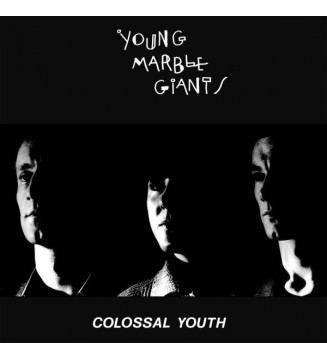 Young Marble Giants – Colossal Youth (40th Anniversary Edition,clear) mesvinyles.fr