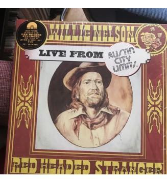 Willie Nelson - Red Headed Stranger Live From Austin City Limits (LP, Album) mesvinyles.fr