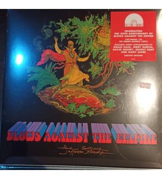 Paul Kantner / Jefferson Starship - Blows Against The Empire (LP, Album, Ltd, RE, 180) mesvinyles.fr