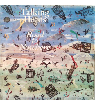 "Talking Heads - Road To Nowhere (7"", Single) mesvinyles.fr"