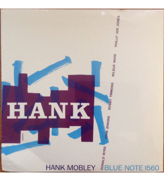 Hank Mobley Sextet - Hank (LP, Album, RE) mesvinyles.fr
