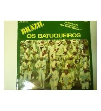 Os Batuqueiros - Brazil Os Batuqueiros (LP) mesvinyles.fr