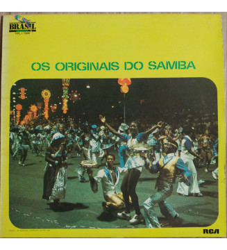 Os Originais Do Samba - Os Originais Do Samba (LP, Comp) mesvinyles.fr