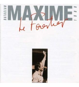 Maxime Le Forestier - Bataclan 1989 (2xLP, Album) mesvinyles.fr