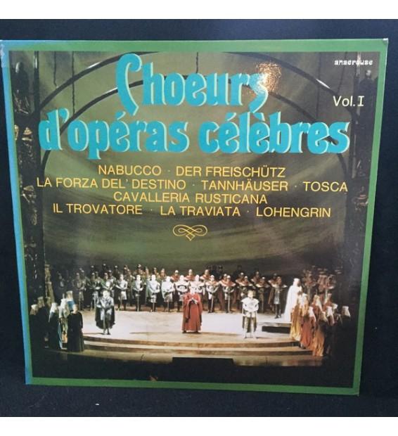 Choeur Et Orchestre de L'opéra de Bucarest, Prague State Opera Orchestra, Chorus And Orchestra Of Teatro La Fenice, Venice - Ch