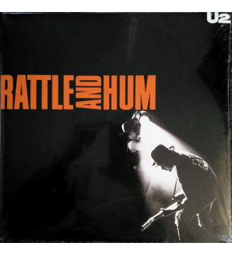 U2 - Rattle And Hum (2xLP,...