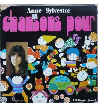 Anne Sylvestre - Chansons Pour... (LP, Album) mesvinyles.fr