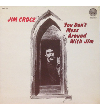 Jim Croce - You Don't Mess Around With Jim (LP, Album) mesvinyles.fr