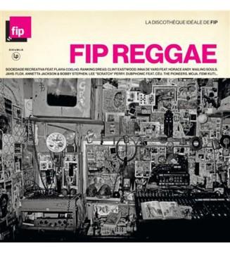 Various - La Discothèque idéale de FIP Reggae (2xLP, Comp) mesvinyles.fr