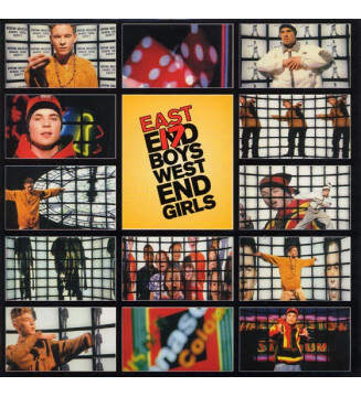 """East 17 - West End Girls (12"""") mesvinyles.fr"""