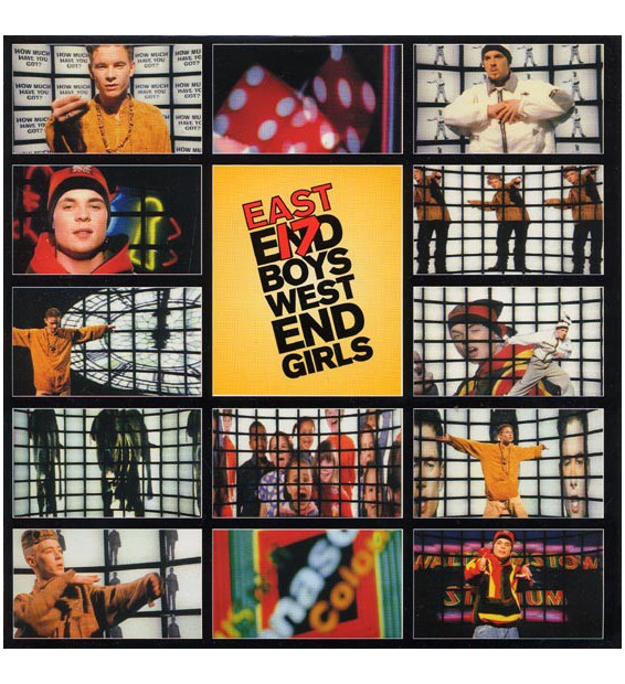 "East 17 - West End Girls (12"")"