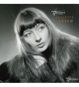 Juliette Gréco - Juliette Gréco (LP, Comp, Ltd, Whi) mesvinyles.fr