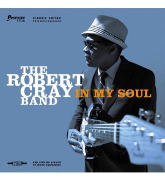 The Robert Cray Band - In My Soul (LP, Album, 180) mesvinyles.fr
