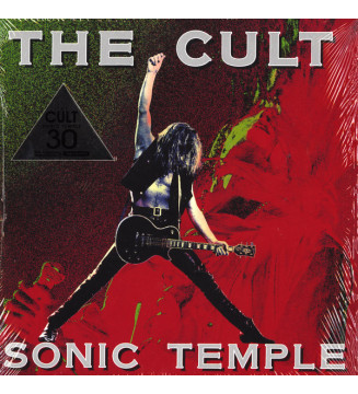 The Cult - Sonic Temple (2xLP, Album, RE, RM, 30t) mesvinyles.fr