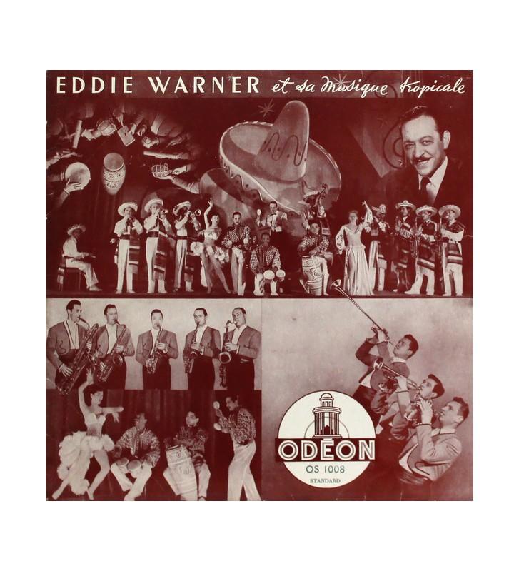 "Eddie Warner Et Sa Musique Tropicale - Eddie Warner Et Sa Musique Tropicale (10"", Album) mesvinyles.fr"