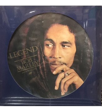Bob Marley And The Wailers* - Legend (The Best Of Bob Marley And The Wailers) (LP, Comp, Ltd, Pic, RE) mesvinyles.fr