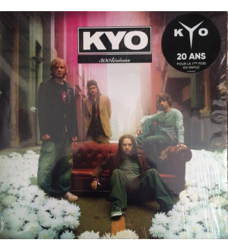 Kyo (4) - 300 Lésions (LP, Album, RE) mesvinyles.fr