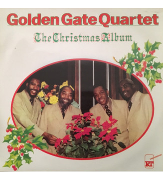 The Golden Gate Quartet - The Christmas Album (LP, Album) mesvinyles.fr