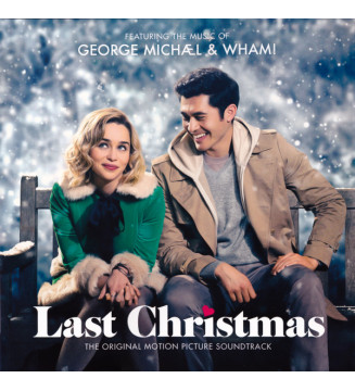 George Michael & Wham! - Last Christmas  (The Original Motion Picture Soundtrack) (2xLP, Comp, Gat) mesvinyles.fr