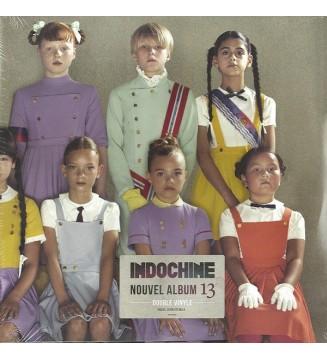 Indochine - 13 (2xLP, Album) mesvinyles.fr